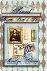 Scout The Dog Who Learned Mona Lisa's Secret Children's Book